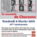 Se souvenir de Charonne