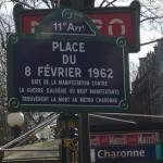 8 Février 1962...Charonne
